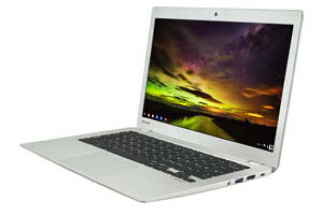 IFA 2014 : Toshiba met de la Full HD dans son Chromebook
