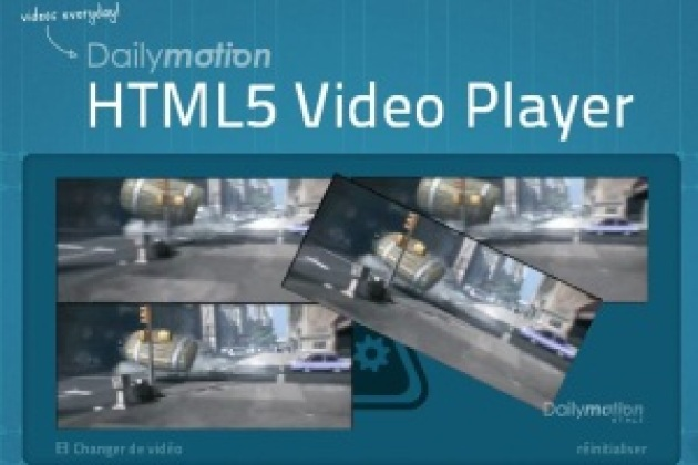 Interview : Dailymotion en route vers le HTML5