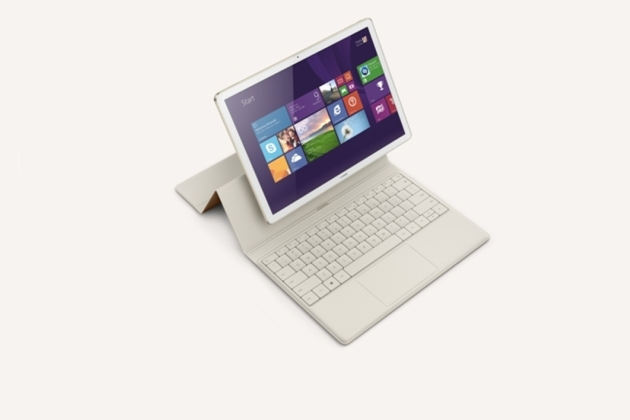 Huawei MateBook, la tablette sous Windows 10 qui joue au PC portable