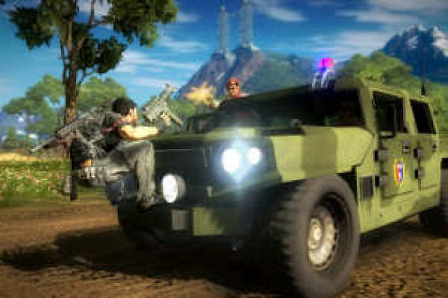 Just Cause 2, de Square Enix