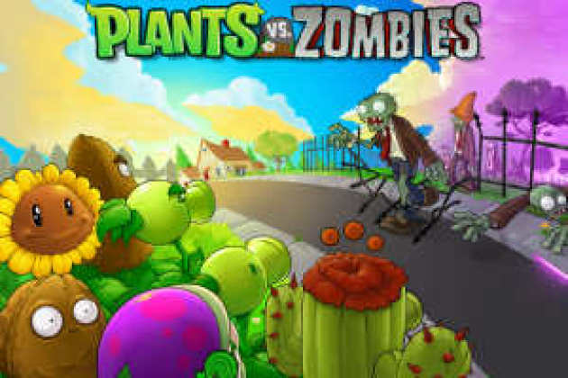 Plants vs. Zombies, de PopCap
