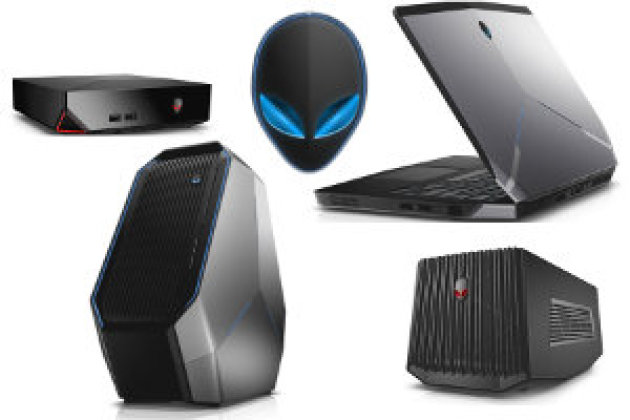 Alienware Alpha, Alienware 13 et Area-51... Dell sort l'artillerie lourde