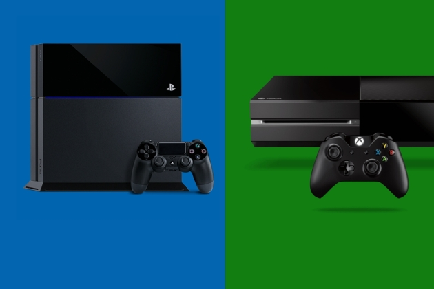 Microsoft Xbox One vs Sony PlayStation 4
