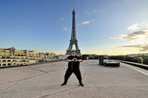 Mega : Kim Dotcom salue la France dans un tweet