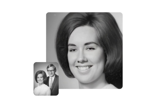 Deep Nostalgia, l'intelligence artificielle de MyHeritage qui donne vie aux vieilles photos