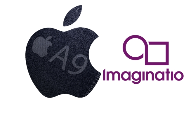 Apple Processeur Imagination Technologies
