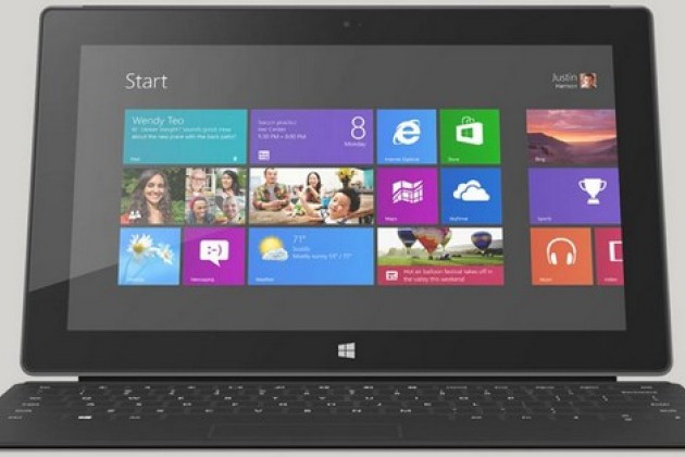 La tablette Surface Pro disponible en grande distribution