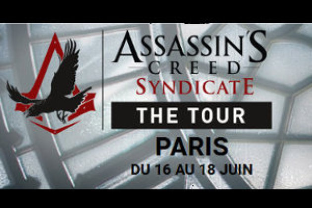 Assassin's Creed Syndicate sera jouable sur rendez-vous du 16 au 18 juin à Paris