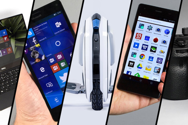 Microsoft Lumia 950 XL, Archos Diamond S, Ninebot One… le top 5 des tests
