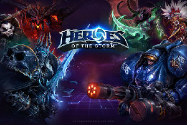 Heroes of The Storm, le nouveau jeu de Blizzard sera accessible à tous le 20 mai