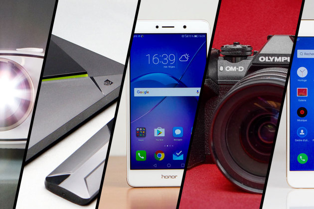 Nvidia Shield TV, Honor 6X, Meizu MX6... le top 5 des tests