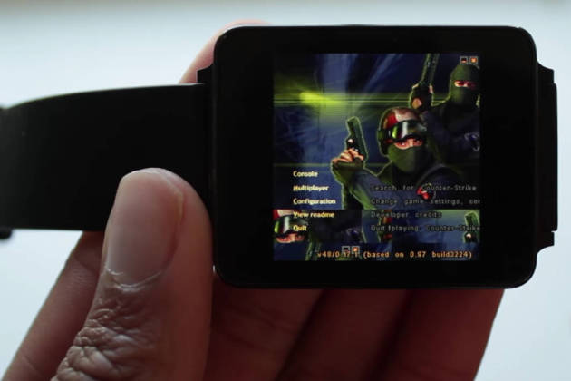Counter-Strike Android Wear