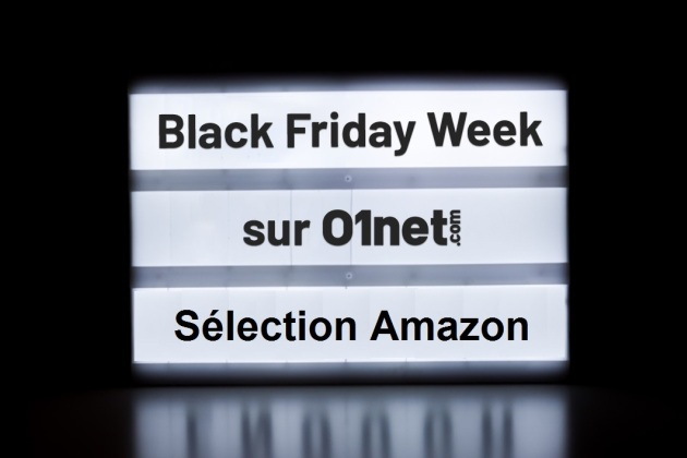 Black Friday Week : les bons plans Amazon du jour
