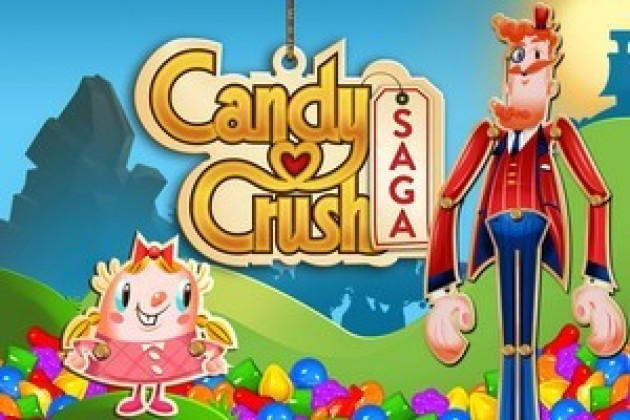 King a construit son succès autour de Candy Crush.