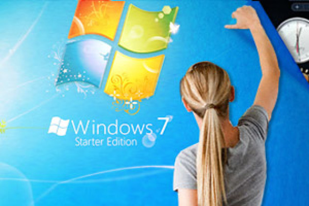 Comment contourner les limites de Windows 7 Starter