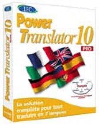 Power Translator Pro 10, d'Avanquest  : moi pas comprendre