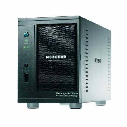 Netgear ReadyNAS Duo - 1000 To