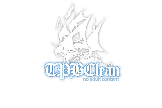 TPBClean, le clone de The Pirate Bay garanti sans porno