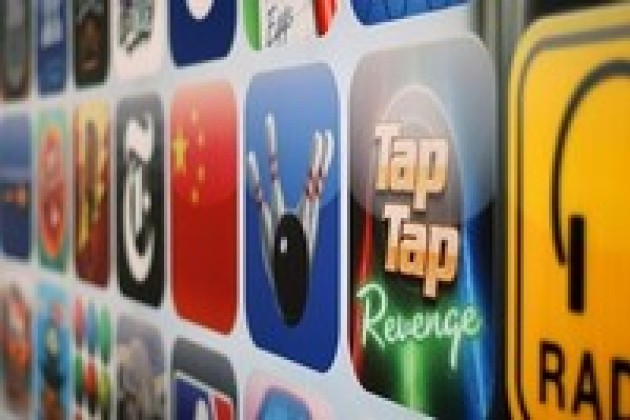 L'App Store d'Apple reste indétrônable.