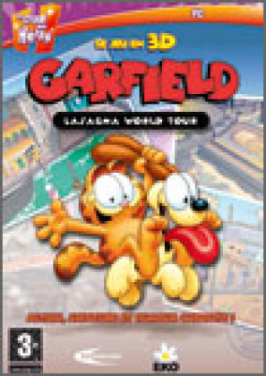 Garfield Lasagna World Tour