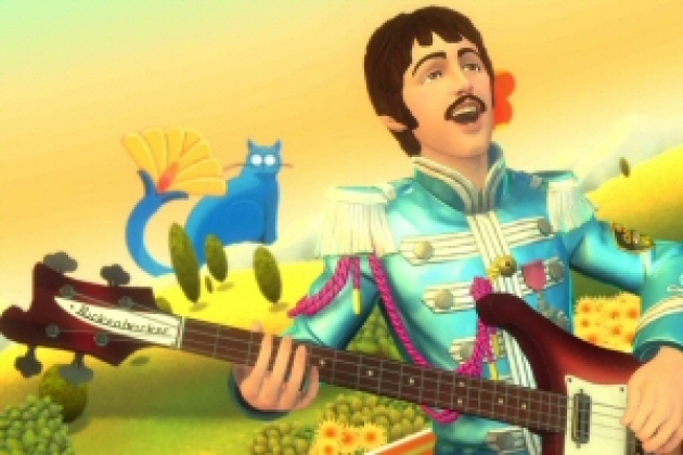 The Beatles Rock Band, d'Harmonix