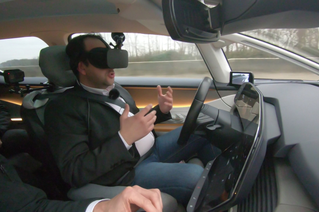 On a testé Symbioz Demo Car, la voiture autonome de Renault