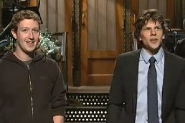 Quand Mark Zuckerberg rencontre Mark Zuckerberg