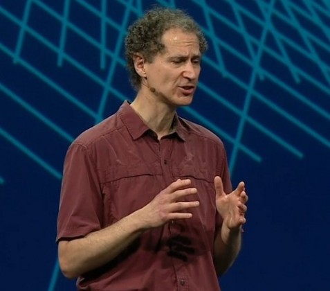 Michael Abrash, directeur scientifique d'Oculus
