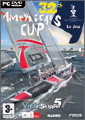 32nd America's Cup - Le Jeu