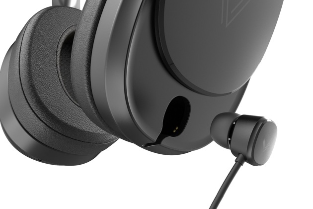 Volant Sound lance le premier casque audio 3 en 1