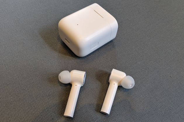 Les Mi True Wireless Earphones de Xiaomi.