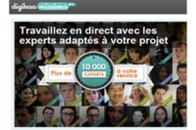 Faire appel en direct à des experts du web et du mobile