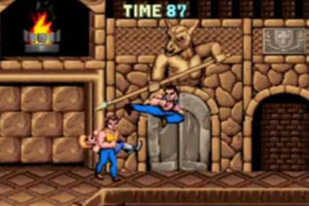 Double Dragon, de Sega
