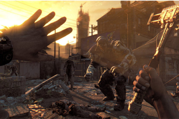 Paris Games Week 2014 : 10 minutes à tuer des zombies dans Dying Light