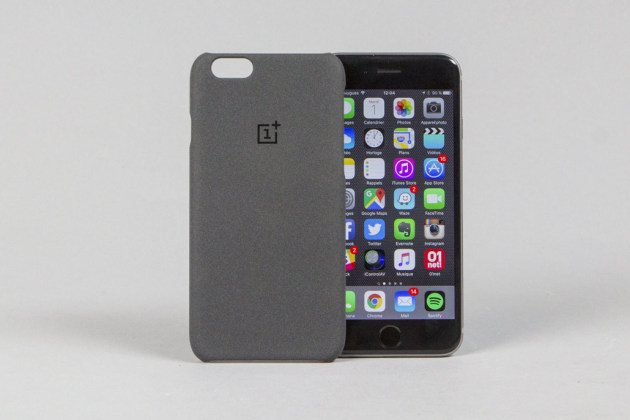 OnePlus lance une coque... pour iPhone 6 !