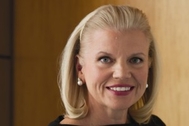 La DG d'IBM, Virginia Rometty, deviendra PDG le 1er octobre