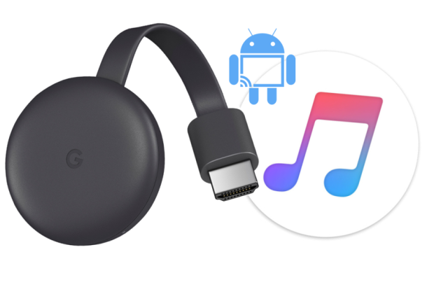 La version Android d'Apple Music est enfin compatible Chromecast