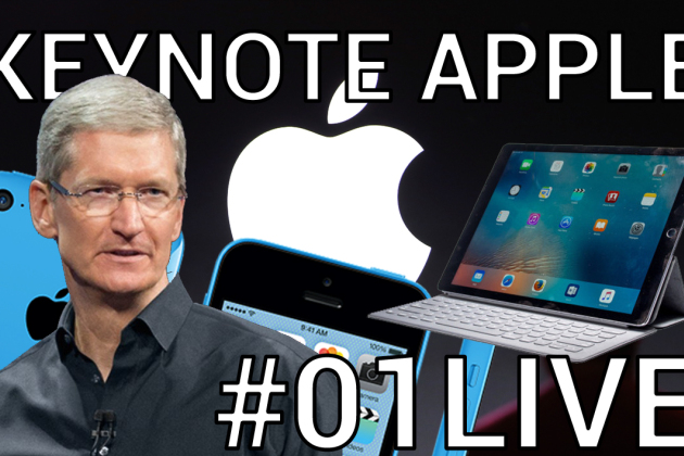 (REPLAY) Revivez la keynote Apple du 21 mars