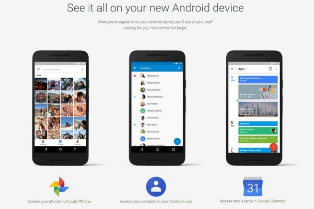 L'application Google Drive pour iOS aidera à switcher vers un smartphone Android.