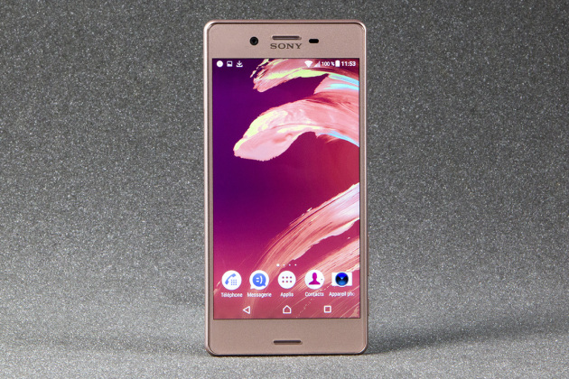 Premiers tests du Sony Xperia X