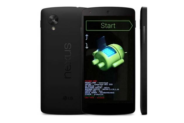 Installer Android L sur Nexus 5 : la méthode simple