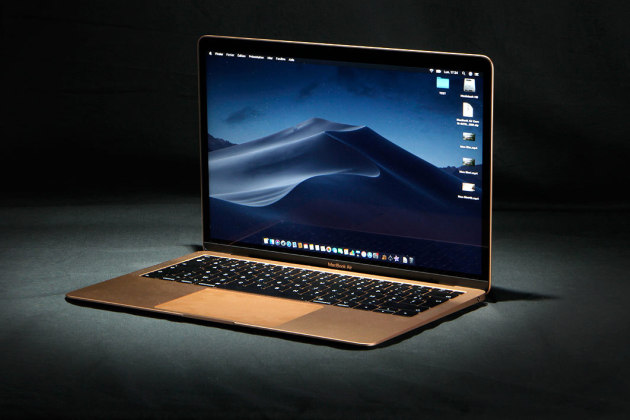 Le MacBook Air sorti fin 2018.