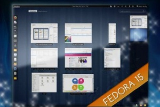 Fedora 15 disponible avec la nouvelle interface Gnome 3