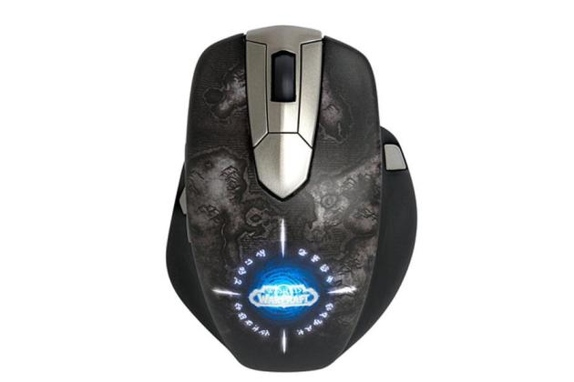 SteelSeries World of Warcraft sans fil