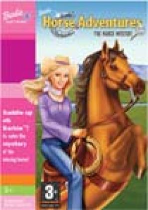 4e - Barbie Horse Adventures : The Ranch Mystery