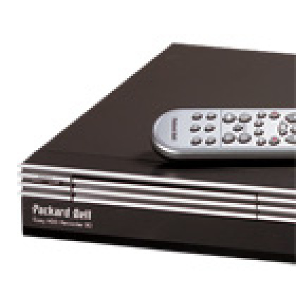Easy HDD Recorder 80, de Packard Bell : comme un voile...