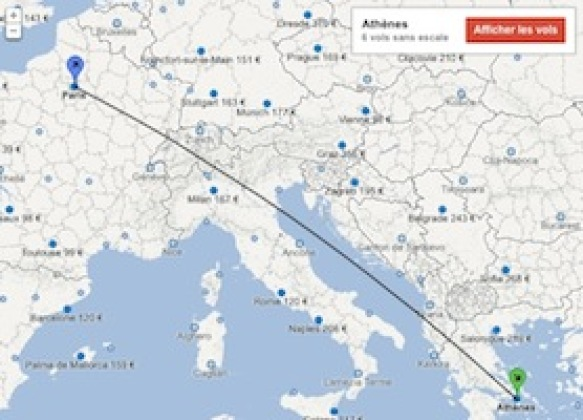 Google Flights : un nouveau comparateur de vols arrive en Europe