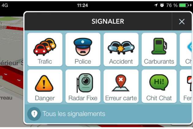 Waze, l'application antiradar bientôt mise en conformité