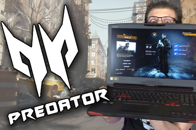 Test d'un monstre du gaming : Acer Predator 17 (G9-791-730K)