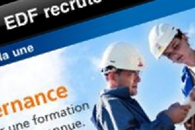 L'application recrutement d'EDF sur iPhone passée au crible